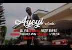 [Official Video] Lil Win Ft. Odarkidi Andy - Ayeyi