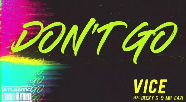 Vice - Don't Go Ft. Becky G x Mr. Eazi