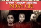 DJ Sawa Ft. Magnom x Silva Stone – Indian Girl (Prod by Magnom)