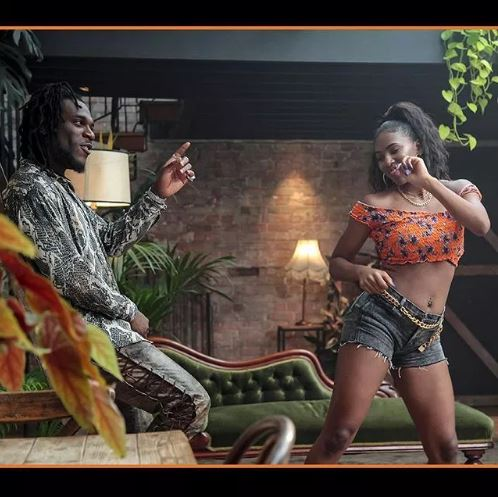 Official Video-Burna Boy – On The Low