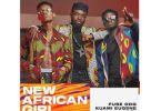 Download MP3: Fuse ODG – New African Girl Ft. Kuami Eugene & KiDi