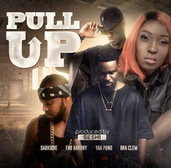 Download MP3: Sarkodie x Yaa Pono x Eno Barony x Braclem – Pull Up (Prod by Seshi)
