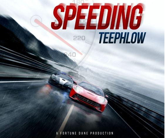 Download MP3: TeePhlow – Speeding (Biibi Ba Cover) (Prod by Fortune Dane)