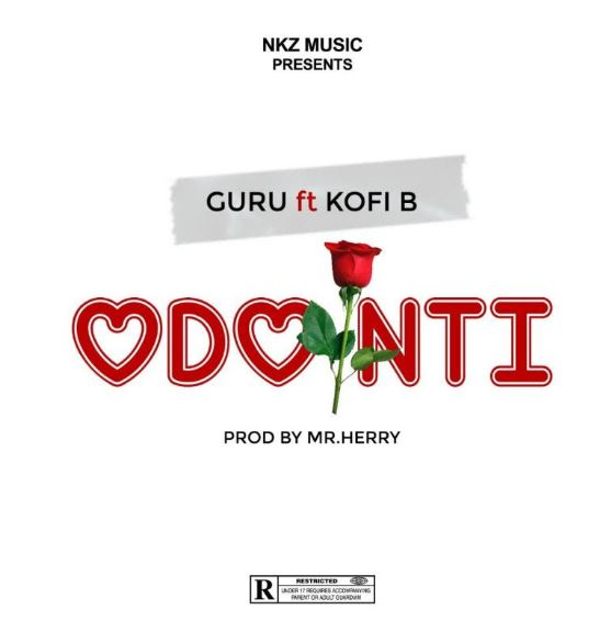 Download MP3: Guru – Odo Nti Ft Kofi B (Prod by MrHerry)