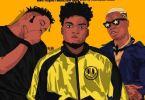 Download MP3: Mawuli Younggod x Medikal x DarkoVibes – Blessings (Prod by Redemption Beatz)