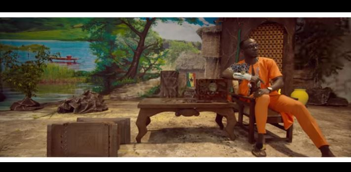 Download MP3: Official Video: Okyeame Kwame – Bra Ft Wutah Afriyie