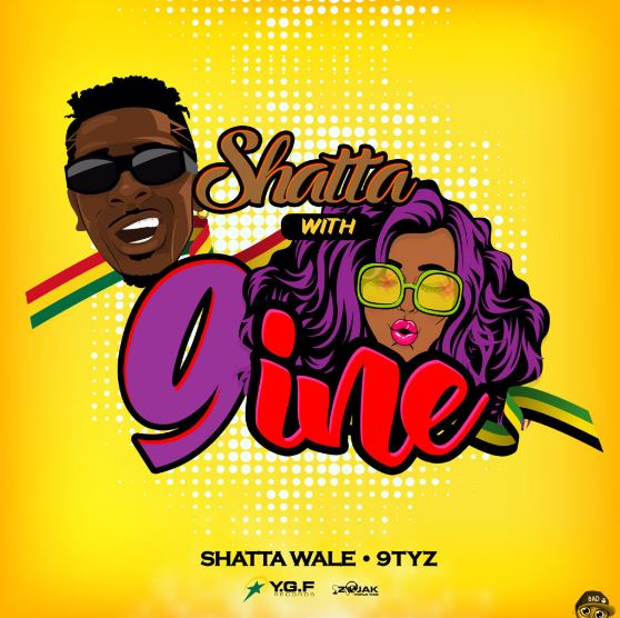 Download MP3: Shatta Wale – Shatta With 9 Ft. 9TYZ (Prod. By YGF)