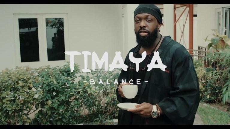Download MP3: Official Video: Timaya – Balance