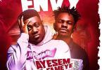 Download MP3: Ayesem – Envy Ft. Fameye (Prod. By Forqzy Beatz)