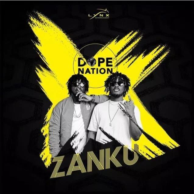 Download MP3: DopeNation – Zanku