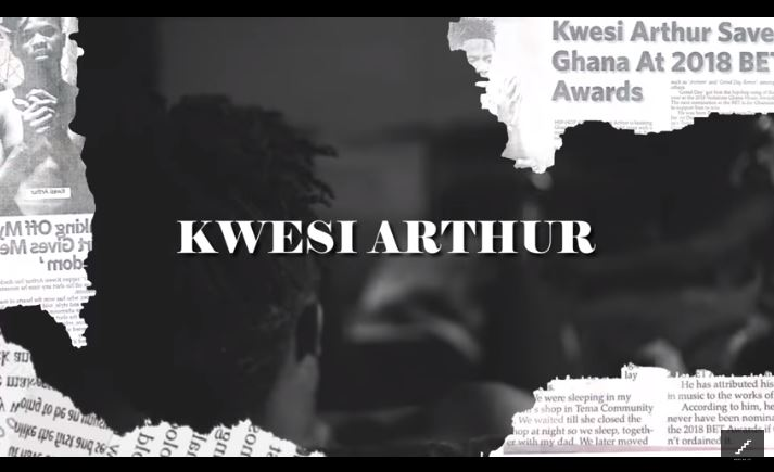 Official Video: Kwesi Arthur – One Stone