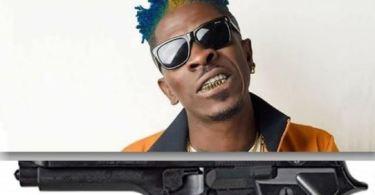 Download MP3: Shatta Wale – Mi Have A Gun (Prod by Da Maker)