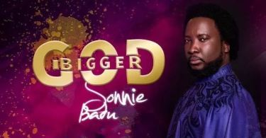 Download MP3: Sonnie Badu – Bigger God
