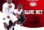 Download MP3: Patapaa – Sure Bet (Medikal Diss) Ft. Sticky Songs