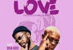 Download MP3: Topflite – Love Ft Bisa Kdei (Prod. by Willyf Beat)