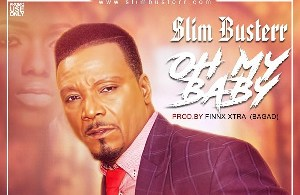 Slim Buster - Oh My Baby (Prod. by Finnex Xtra)