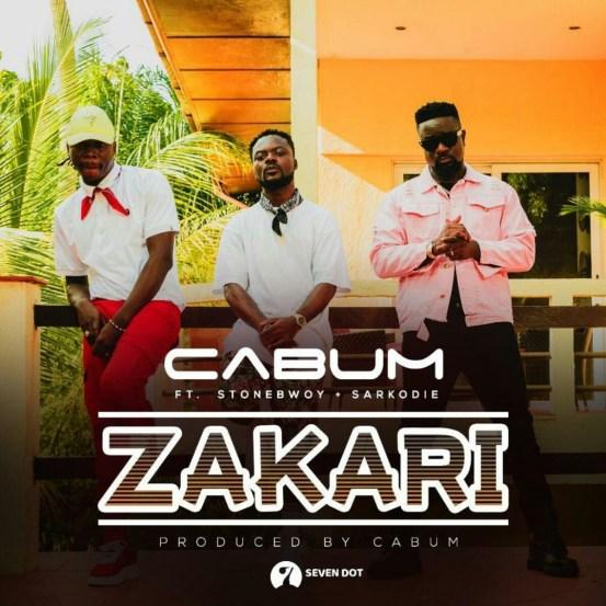 Cabum - Zakari Ft. Stonebwoy x Sarkodie (Prod. by Cabum)