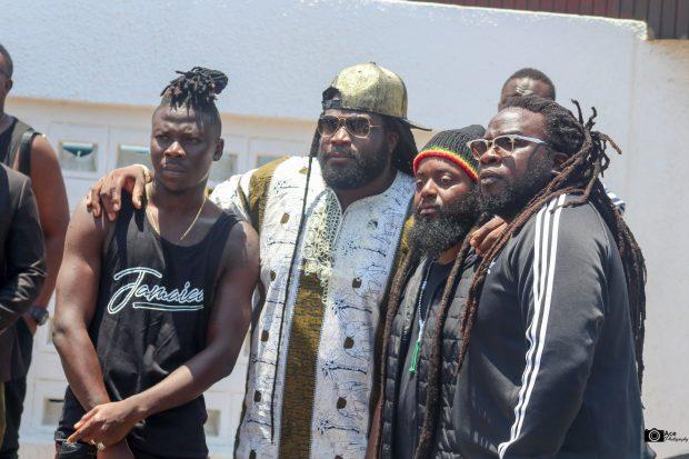 Morgan Heritage – Africa We Seh Ft StoneBwoy, Samini, KoJo Antwi & Jose Chameleone