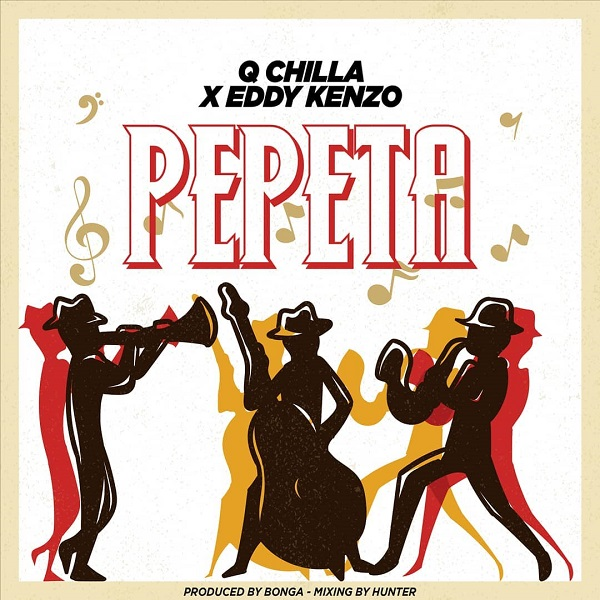 Q Chilla – Pepeta Ft Eddy Kenzo