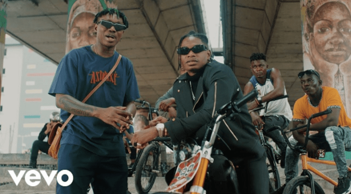 Download Video-Lil Kesh – Nkan Be Ft Mayorkun