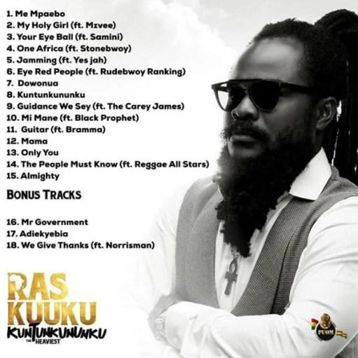 Ras Kuuku – Me Mpaebo mp3 download