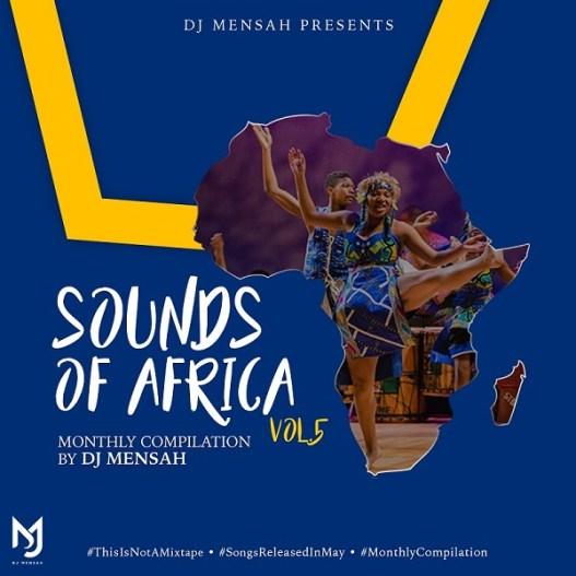 DJ MENSAH – SOUNDS OF AFRICA VOL. 5