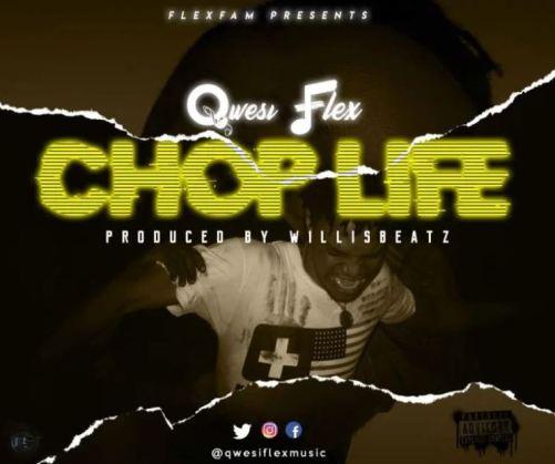 Qwesi Flex – Chop Life mp3 download (Prod. By WillisBeatz)