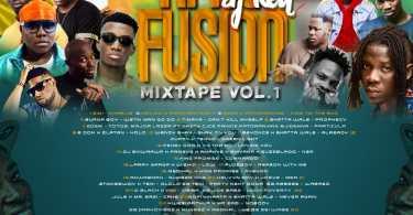Download DJ Ken – AfroFusion Mixtape Vol.1