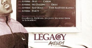 Ayesem – Iray Ft Cabum mp3 download