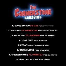 Darkovibes - The Cornerstone EP (Full Album) | Halmblog.com