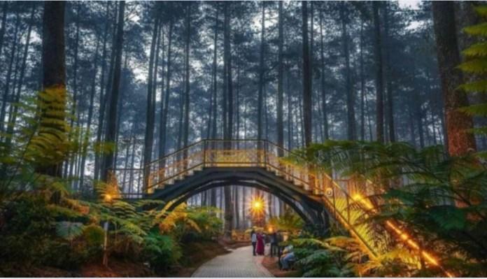6 Tempat Wisata Terkenal Di Lembang Bandung Yang Jadi Favorit Wisatawan Halobdg Com