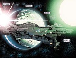 Unsc Spirit Of Fire Halopedia The Halo Wiki