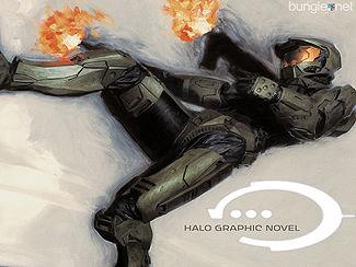 Halo Graphic Novel Halopedia The Halo Encyclopedia
