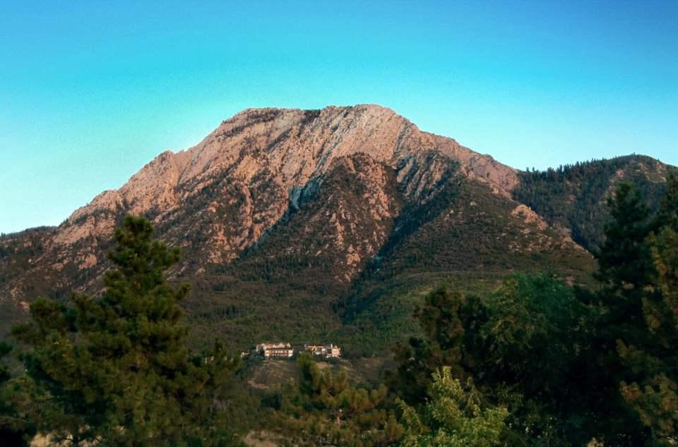 Planina Olimp