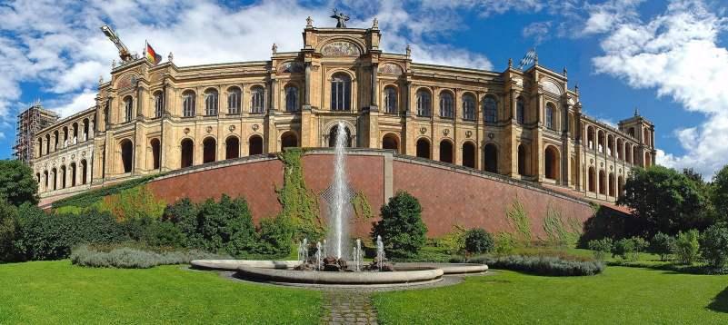 rezidencija Maksiimilianeum