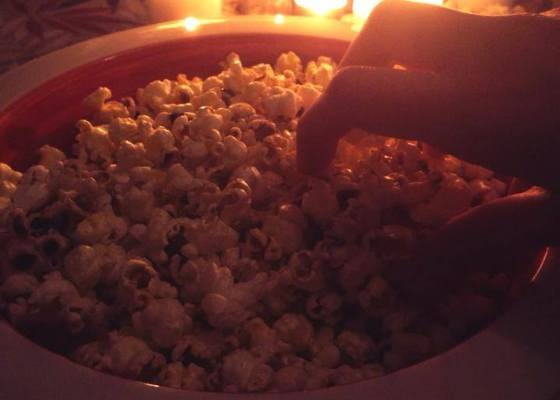 Popcorn nyttigare än grönsaker?