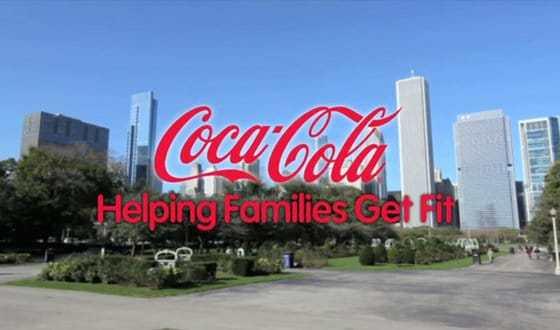 Coca cola sponsrar studier för att ge läsk ett bättre rykte