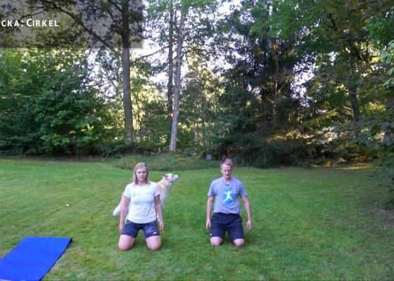 Rörelseutmaning – 10 minuters träning – Vecka 4
