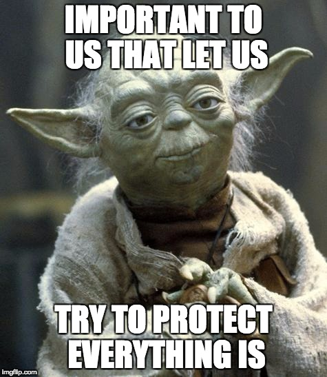 Funny Friday - Yoda