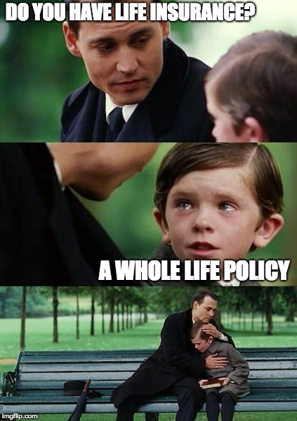 Whole Life Policy
