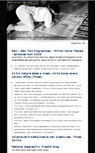tlog.halvorsen.org redesign