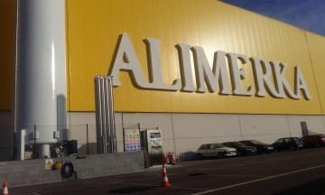 HAM ha construido una estación GNL para Alimerka en Asturias