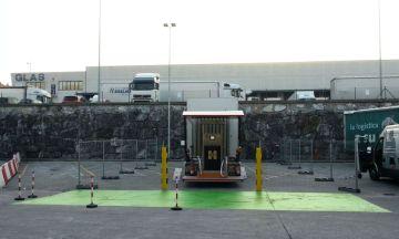 HAM inaugura un nuevo surtidor de GNL en Guipúzcoa