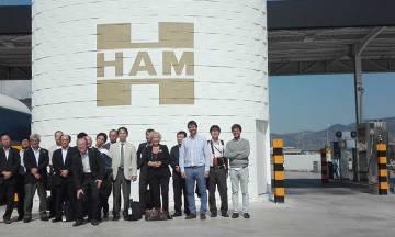 NGV International Academy de Japón visita Grupo HAM