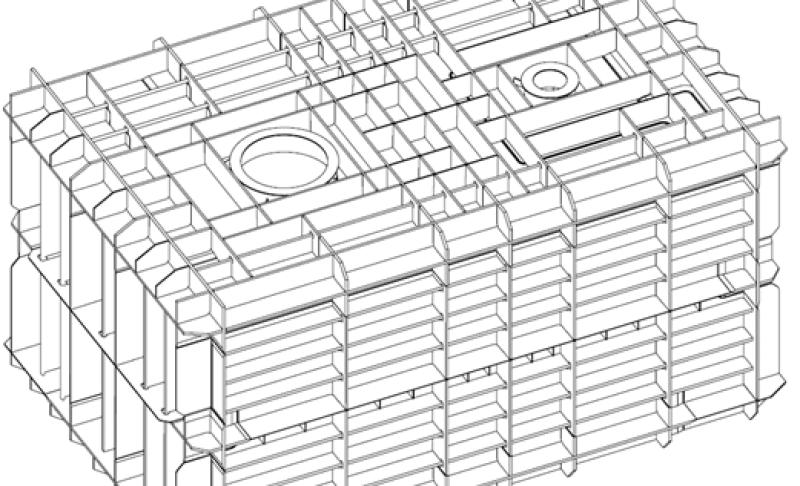 Grupo HAM participa en el diseño del primer tanque de gas natural licuado de membrana pequeña, correspondiente al Proyecto LNG Prototype Pack