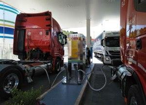 HAM inaugurado su primera Gasinera GNL en Campania-Italia
