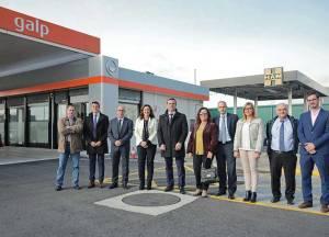 HAM ha inaugurado una Gasinera en el interior del Port de Barcelona