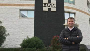 INTERVIEW OF COLHD WITH JAUME SURIOL, TECHNICAL DIRECTOR OF HAM