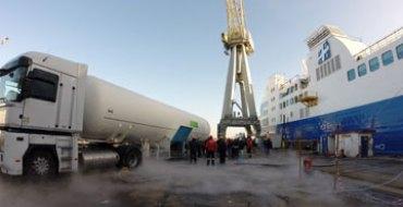 Estructura profesionalizada en servicio de Bunkering de GNL, con soluciones adaptadas al uso del gas natural licuado en el sector marítimo