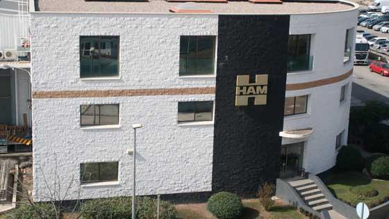Grupo HAM, empresa líder en el sector gasístico, se encuentra situada en la localidad de Abrera, Barcelona. El grupo está integrado por 9 empresas
